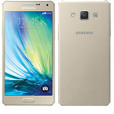 "New Original Unlocked Samsung Galaxy A5 A500FU 16GB 5.0"" 13MP Smartphone Gold"