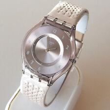Swatch Watch Skin Grey Softness SFM119.