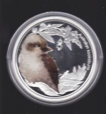 2012 50 Cent KOOKABURRA 1/2 oz Silver Proof Coin bird Australia in capsule