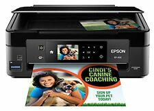 NEW Epson Expression Home XP-430 Wireless Color Photo Printer Scanner/Copier