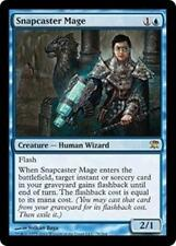 SNAPCASTER MAGE Innistrad MTG Blue Creature—Human Wizard RARE