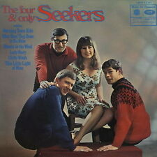 """Seekers The Four & Only 12"""" LP (Ox Driving Song, Lady Mary, Chilly Winds) EMI"""