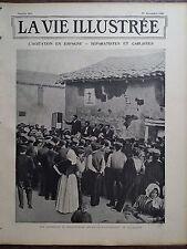 LA VIE ILLUSTREE 1901 N 163 L'AGITATION DES SEPARATISTES ET CARLISTES EN ESPAGNE