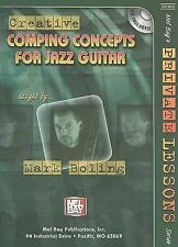 Creative Comping Concepts for Jazz Guitar (Mel Bay's Private Lessons), Boling, M