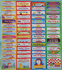 Lot 60 Easy Leveled Books Homeschool Preschool Kindergarten First Grade 1 NEW