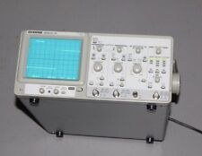 GW INSTEK Oscilloscope GOS-6112 2 Channel 100MHz - Includes power cord