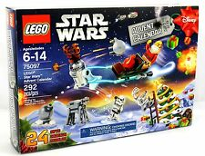 New/Sealed Lego Star Wars 2015 Advent Calendar 75097 - 292 Pieces *Ships Quick*