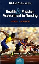 Clinical Pocket Guide for Health and Physical Assessment in Nursing by Donita...