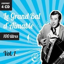 CD Le Grand Bal d'Aimable - 4 CD - 100 Tracks - Volume 1 / IMPORT