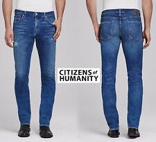 NWT $238 CITIZENS OF HUMANITY GAGE CLASSIC SLIM JEAN IN BRISTONS. SZ 30 X 34