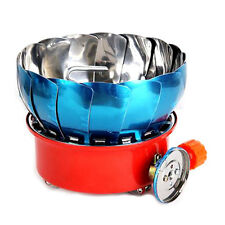 Portable Windproof Outdoor Stove Cookware Gas Burner for Camping Picnic
