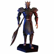 Star Wars Clone Wars Savage Opress Maquette Statue by Gentle Giant