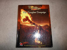D&D D20 En Publishing War of the Burning Sky The Complete Campaign Hardcover