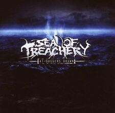 Sea of Treachery - At Dagger's Drawn (CD, 2008, Victory Record) USA, Complete