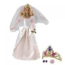 Barbie 12 Dancing Princesses GENEVIEVE Gets Married Wedding Doll