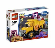 *NEW IN SEALED BOX* LEGO TOY STORY 3 Lotso's Dump Truck 7789 / 129 pces RARE