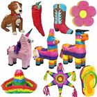 Assorted Pinata's - Party Game - Choose your Pinata