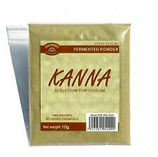 10 grams Kanna Sceletium tortuosum fermented powder FROM THE SOURCE