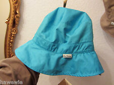Barbour inflexión reversible Cap sombrero, XL 59-60 Stone/Blue ha fallado 0924