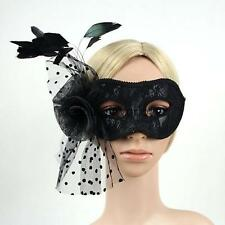 Women's Eye Mask Lace Venetian Masquerade Ball Halloween Party Fancy Dress