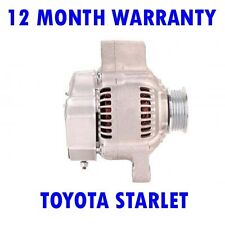 TOYOTA STARLET 1.0 1.3 1.5 HATCHBACK 1986 1987 1988 - 1992 RMFD ALTERNATOR