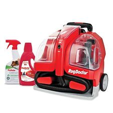 Rug Doctor Portable Spot Cleaner Free Shipping NEW