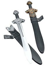 Excalibur Sword With Sheath Historical Tudor Medieval Weapon Fancy Dress Toy New