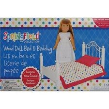 Fibre Craft Springfield Collection Bed & Bedding - 471383
