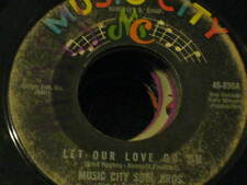 music city soul bros let our love go on & every nite i see your face