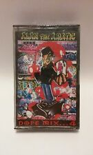 alan the asiatic    dope  mix...4 Factory Sealed Cassette