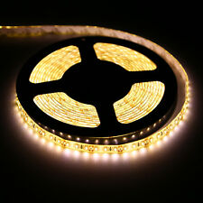NEW 5M 600leds 120led/m Super Bright 3014 SMD LED Strip Warm White Waterproof
