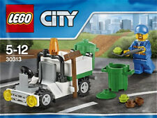 LEGO City #30313 - Garbage Truck / Camion Poubelle - NEUF / NEW - Sealed