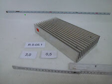Kühlkörper L/B/H ca. 285mm/150mm/49mm Aluminium