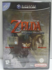 THE LEGEND OF ZELDA TWILIGHT PRINCESS (NINTENDO GAME CUBE GC) NUOVO NEW - PAL