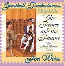 The Prince and the Pauper 2015 by Weiss, Jim 1942968981 Ex-library