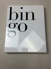 NEW West Emory for J.Crew Elegant Boxed BINGO Set ~ SOLD OUT No Longer Available