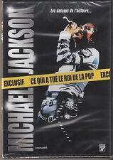MICHAEL JACKSON DVD EXCLUSIF CE QUI A TUE LE ROI NEUF SOUS BLISTER