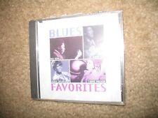 Blues Favorites (1978) - New MCA/Chess Blues Stars CD - Koko Taylor, BB King...
