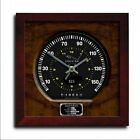 Speedometer Art Print Wall Clock Jaguar XJS