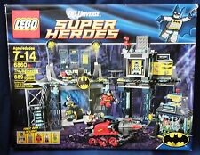 Lego DC Universe Super Heroes The Batcave #6860 new in box