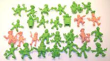 S.L.U.G. Zombies FIGURE LOT of  28 Jakks Pacific No Duplicates