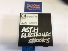 Astra H / Zafira IDS Electric Shock Control CDC Module ECU 13104879 / 62 35 270