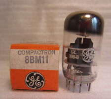 GE General Electric 8BM11 Compactron Electronic Electron Vacuum Tube In Box NOS