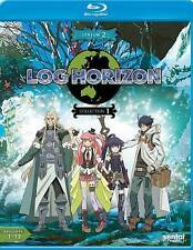 BLU-RAY Log Horizon: Season 2 Collection 1 (Blu-Ray) NEW