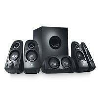 NEW Logitech Surround Sound Speakers Z506