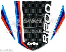 KIT DE PEGATINAS GEL PROTECCIÓN RALLY PUNTERA compatible MOTO BMW GS R1200 08-12