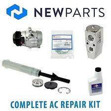 Ford Fusion Lincoln Zephyr Complete A/C Repair Kit With NEW Compressor & Clutch
