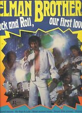 TIELMAN BROTHERS rock and roll, our first love HOLLAND EX LP