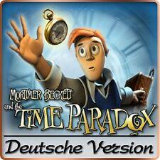 Mortimer Beckett 2 y el tiempo-Paradox-pc-juego - Windows XP/Vista/7/8