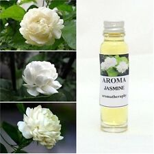 1 PC.JASMIN AROMA ESSENTIAL OIL FOR DIFFUSER AND SPA BATH AND CANDLE LAMP
